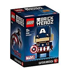 LEGO - BrickHeadz Captain America - 41589