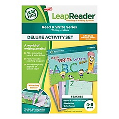 LeapFrog - LeapReader Book :  Learn to write with Letters Mr Pencil