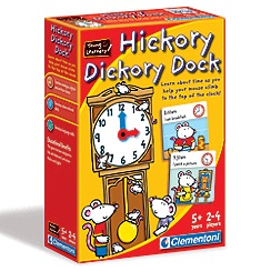 Debenhams - Young Learners - Hickory Dickory Dock Game