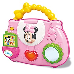 Minnie Mouse - Disney Baby Activity Handbag