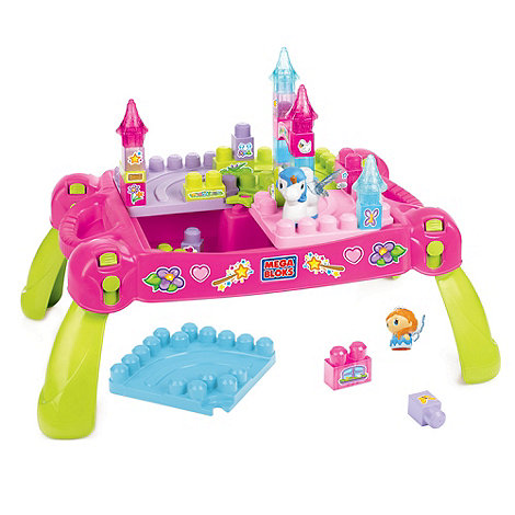 Mega Bloks - Mega First Builders Tubtown Princess Fairytale Forest Table