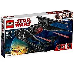 LEGO - Star Wars Kylo Ren's TIE Fighter - 75179
