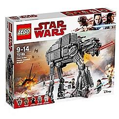 LEGO - Star Wars First Order Heavy Assault Walker - 75189