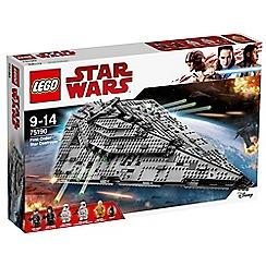 LEGO - Star Wars First Order Star Destroyer - 75190