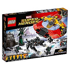 LEGO - The Ultimate Battle for Asgard