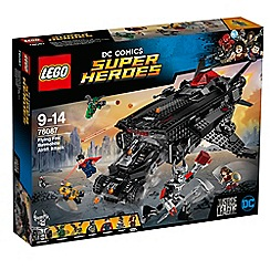 LEGO - DC Comics Super Heroes Flying Fox: Batmobile Airlift Attack - 76087