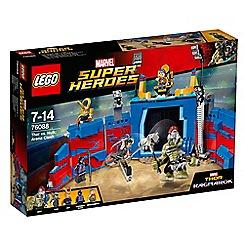 LEGO - Marvel - Thor vs. Hulk: Arena Clash - 76088