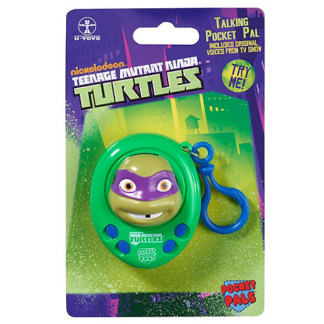 Teenage Mutant Ninja Turtles - Pocket Pal