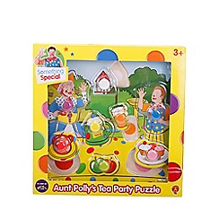 Something Special - Aunt Polly's Tea Party Puzzle