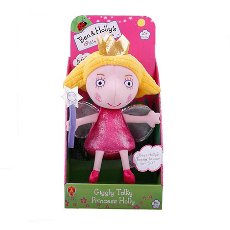 Ben & Holly+s Little kingdom - Giggly Talky Princess Holly