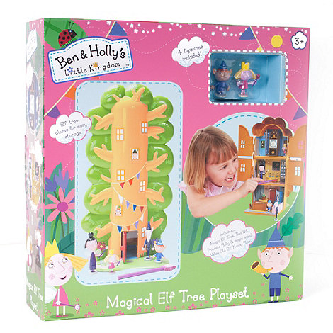 Ben & Holly+s Little kingdom - Magical Elf Tree Playset