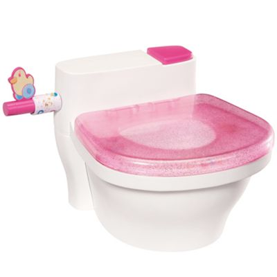 Baby Born Interactive Potty Experience - . -