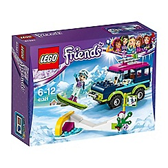 LEGO - Friends - Heartlake Snow Resort Off-Roader - 41321