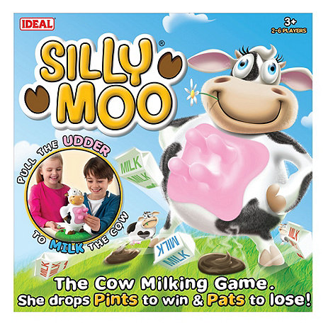 Debenhams - Silly Moo