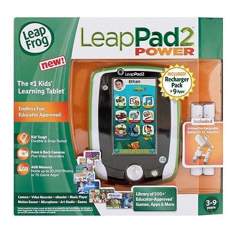 LeapFrog - LeapPad2 Power (Green)