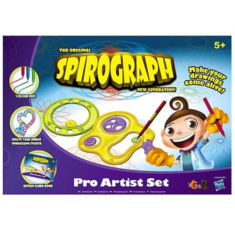 Crayola - Spirograph Pro Artist Set