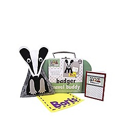 LuMoo - make-your-own Badger Travel Buddy