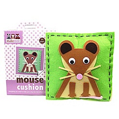 LuMoo - make-your-own Mouse Cushion
