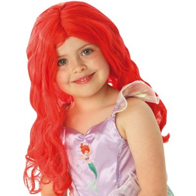 Disney Princess Ariel Wig - . -