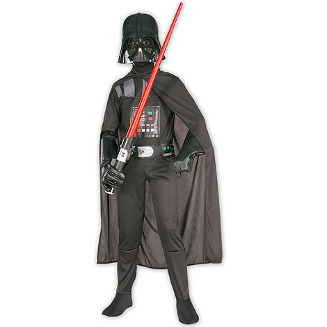 Rubie+s - Star Wars Darth Vader Dress Up - 5-7 Yrs