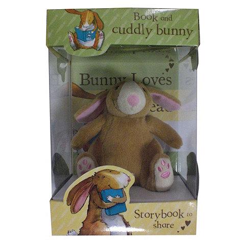 Parragon - Bunny Loves To Read
