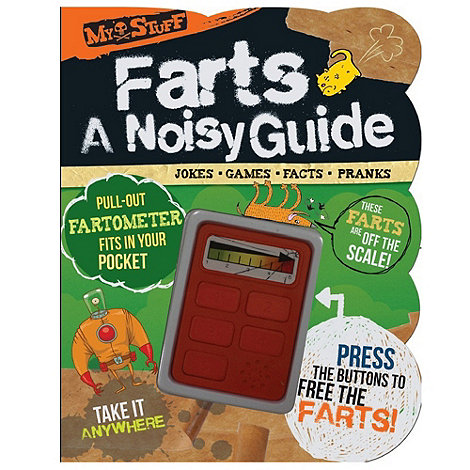 Parragon - Farts A Noisy Guide