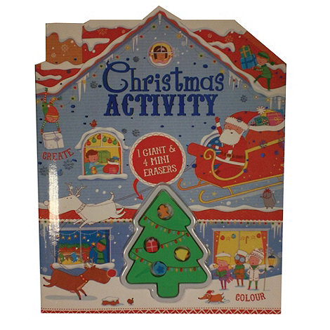 Debenhams - Christmas Activity Book