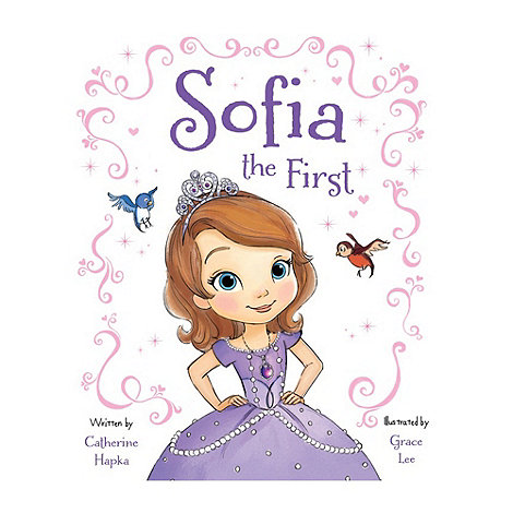 Disney Sofia the First - Picture Book