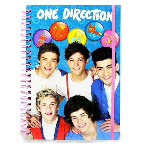 One Direction - A4 Note Book