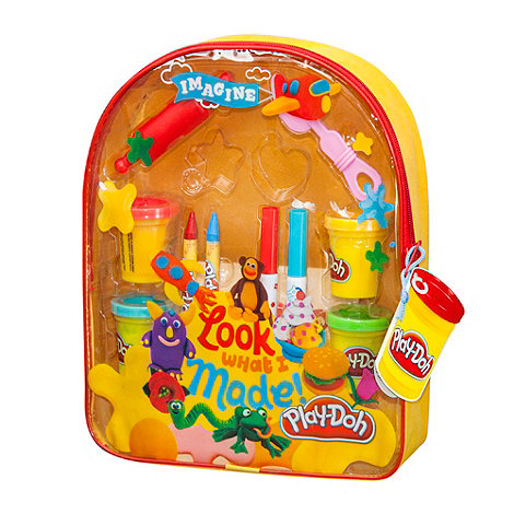 Play-Doh - Craft Backpack