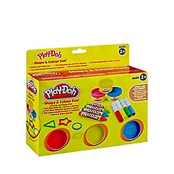 Play-Doh - Shapes & Colour Fun Set