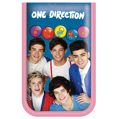 One Direction - Filled Pencil Case