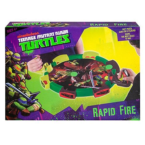 Teenage Mutant Ninja Turtles - Rapid Fire Game