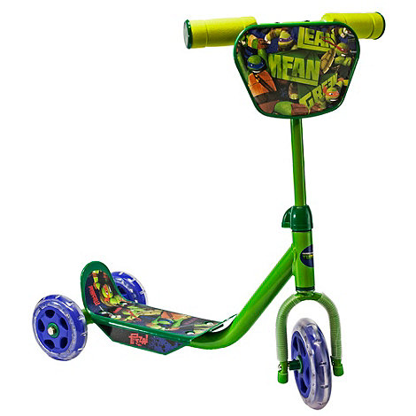 Teenage Mutant Ninja Turtles - 3 Wheeled Scooter