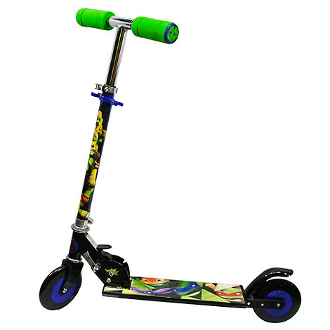 Teenage Mutant Ninja Turtles - 2 Wheeled Scooter