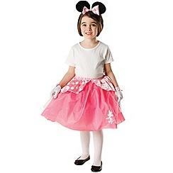 Minnie Mouse - Pink Tutu Set - One Size
