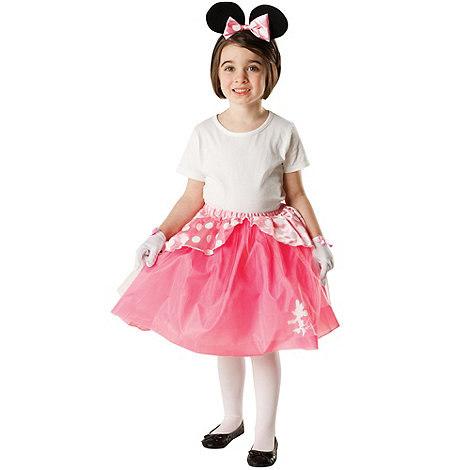 Minnie Mouse - Pink Tutu Set - One Size