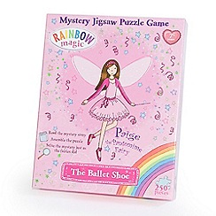 Paul Lamond Games - Rainbow Magic Mystery Puzzle - Ballet Slipper