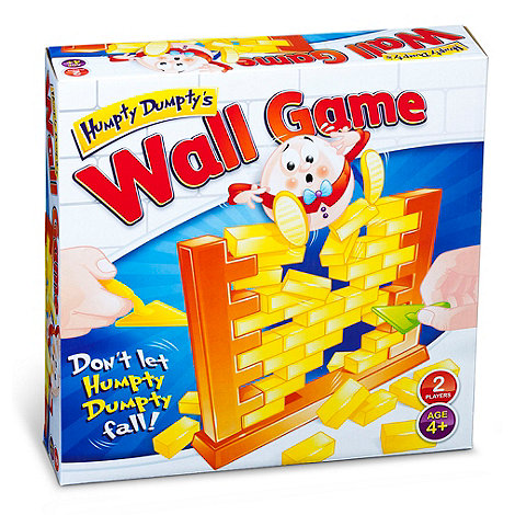 Paul Lamond Games - Humpty+s Wall Game