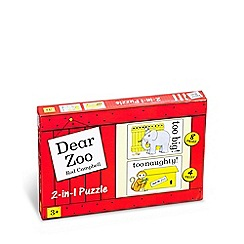 Dear Zoo - 2 In 1 Puzzle