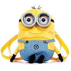 Despicable Me - Despicable Me 2 Minions Plush Back Pack