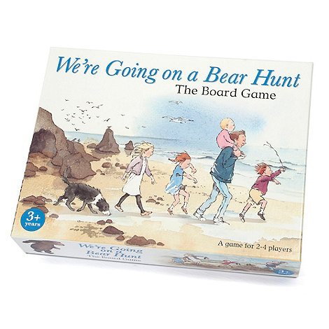 Paul Lamond Games - Going On A Bear Hunt Board Game