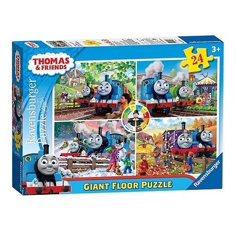 Thomas & Friends - Four Seasons 24 piece Giant Floor Puzzle