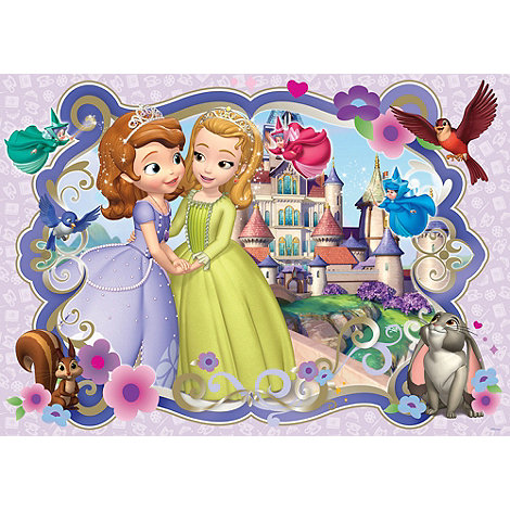 Disney Sofia the First - Giant Floor Puzzle, 60pc
