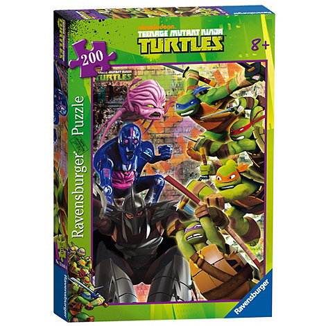 Teenage Mutant Ninja Turtles - Ravensburger XXL200