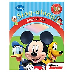 Disney - Junior Sing A Long