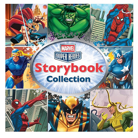 Marvel - Super Heros Storybook Collection