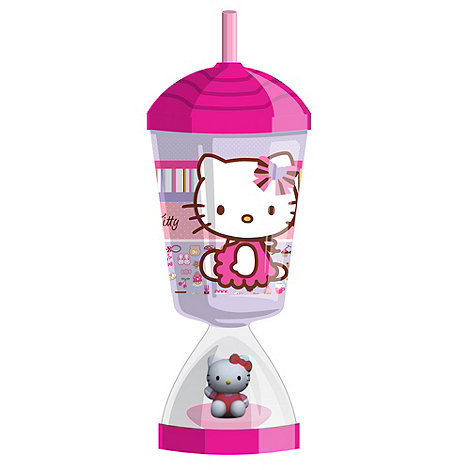 Hello Kitty - Glitterdome Drinking Cup - All Small Things