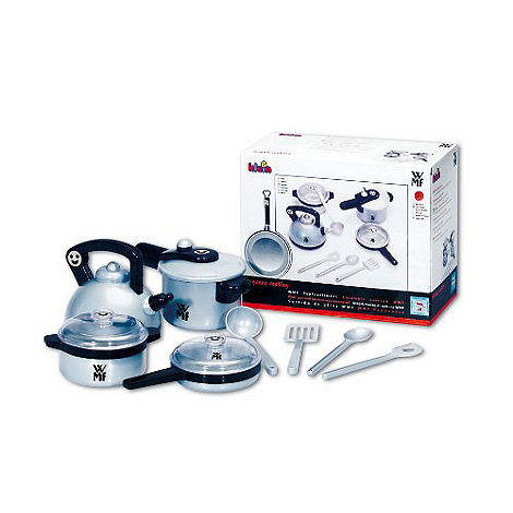 Theo klein - WMF Pot and kitchen equipment set