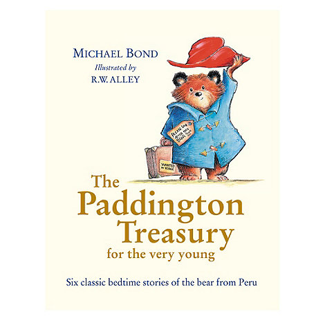 Paddington Bear - The Paddington Treasury For The Very Young